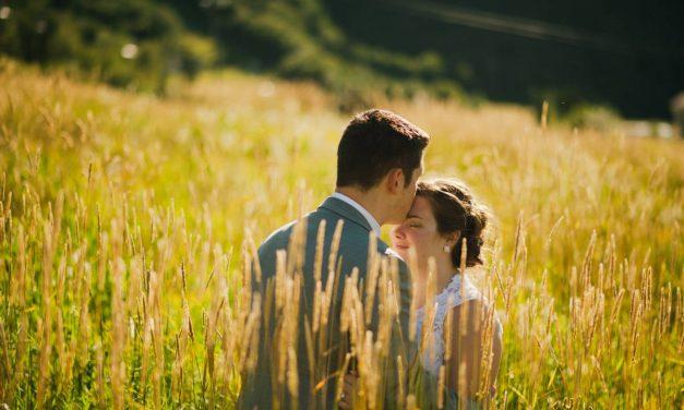 Ökologisch Hochzeit Feiern